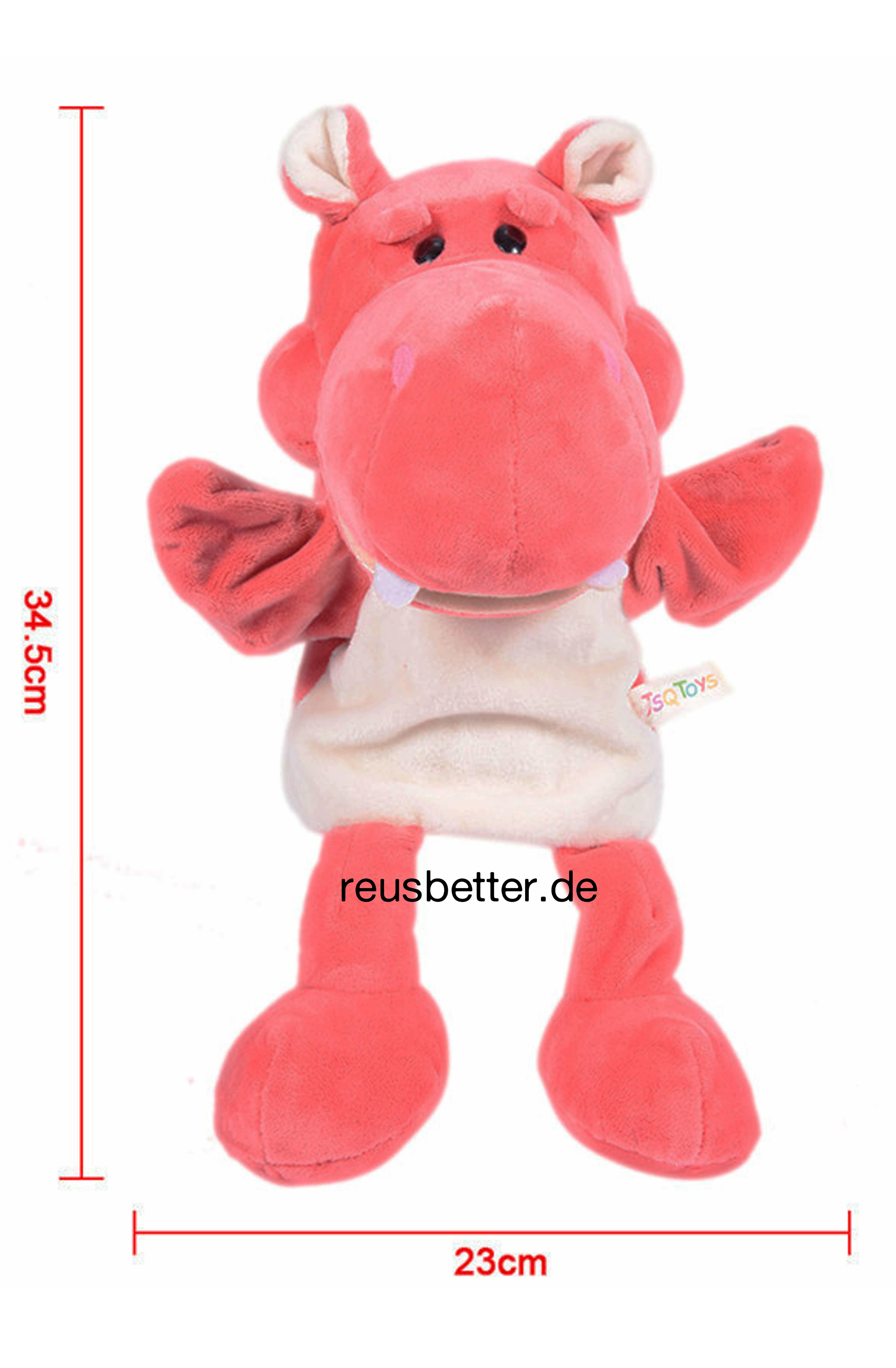 Second Hand & Fanartikel Online Shop - Reusbetter Handspieltier ...