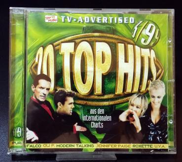 Club Top 13 ✰ 20 Top Hits ✰ Aus Den Charts - 3/99 ✰ The International CHARTS