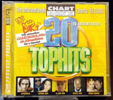 20 TOPHITS  5/2001 ✰ The International CHARTS BOXX ✰ Top 13 Music ✰