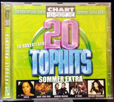 20 TOP HITS ✰ The International Charts ✰ Top 13 Music ✰ Sommer Extra 2001