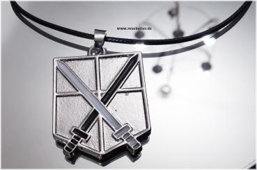 Attack on Titan The 104th Trainee Corps Kette