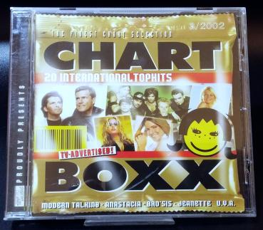 20 International TopHits ✰ CHART BOXX 3/2002 ✰ Top 13 Music