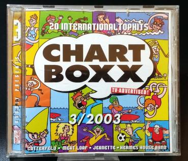 20 International TopHits ✰ CHART BOXX 3/2003 ✰ Top 13 Music