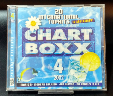 20 International TOPHITS ✰ CHART BOXX 4/2002 ✰ Top 13 Music