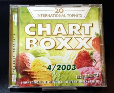 20 International TOPHITS ✰ CHART BOXX 4/2003 ✰ Top 13 Music