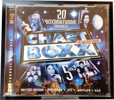 20 International TOPHITS ✰ CHART BOXX 5/2002 ✰ Top 13 Music