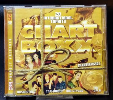 20 International TOPHITS ✰ CHART BOXX 6/2002 ✰ Top 13 Music
