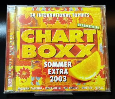 20 International TopHits ✰ CHART BOXX ✰ SOMMER EXTRA 2003 ✰ Top 13 Music