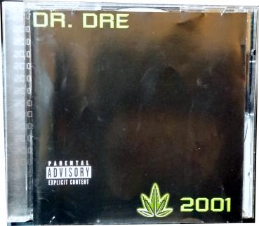 Dr. Dre ★2001★ CD Album Interscope Records★490 486-2