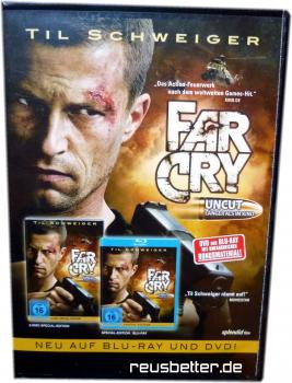 FAR CRY | 2 DISC SPECIAL EDITION - UNCUT | DVD Movie