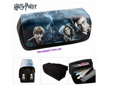 Harry Potter | Federmappe | Schlampermappe | Kosmetikbox