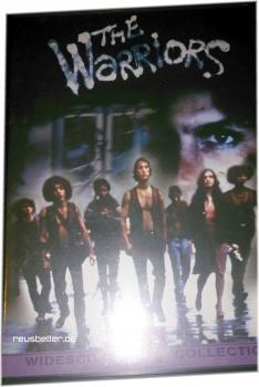 The Warriors - Walter Hill | Sealed Rival Street Gangs New York City 1979 | DVD TV Movie