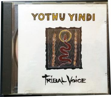 YOTHU YINDI ★ Tribal Voice ★ CD Album ★1993