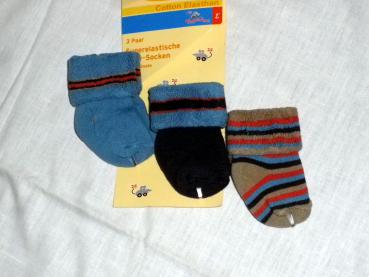 Baby Socken Set bis 6 Monate