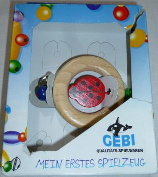 Baby-Beißring Holz