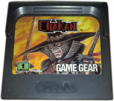 Ckakan -  Sega Game Gear RAR