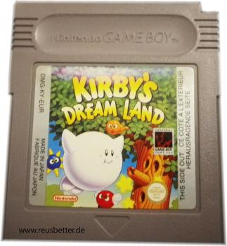 Kirby's Dream Land | Nintendo Gameboy