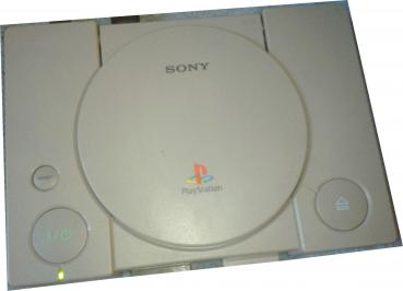 Sony PlayStation1 SCPH - 7502 Konsole | grau | Recycling
