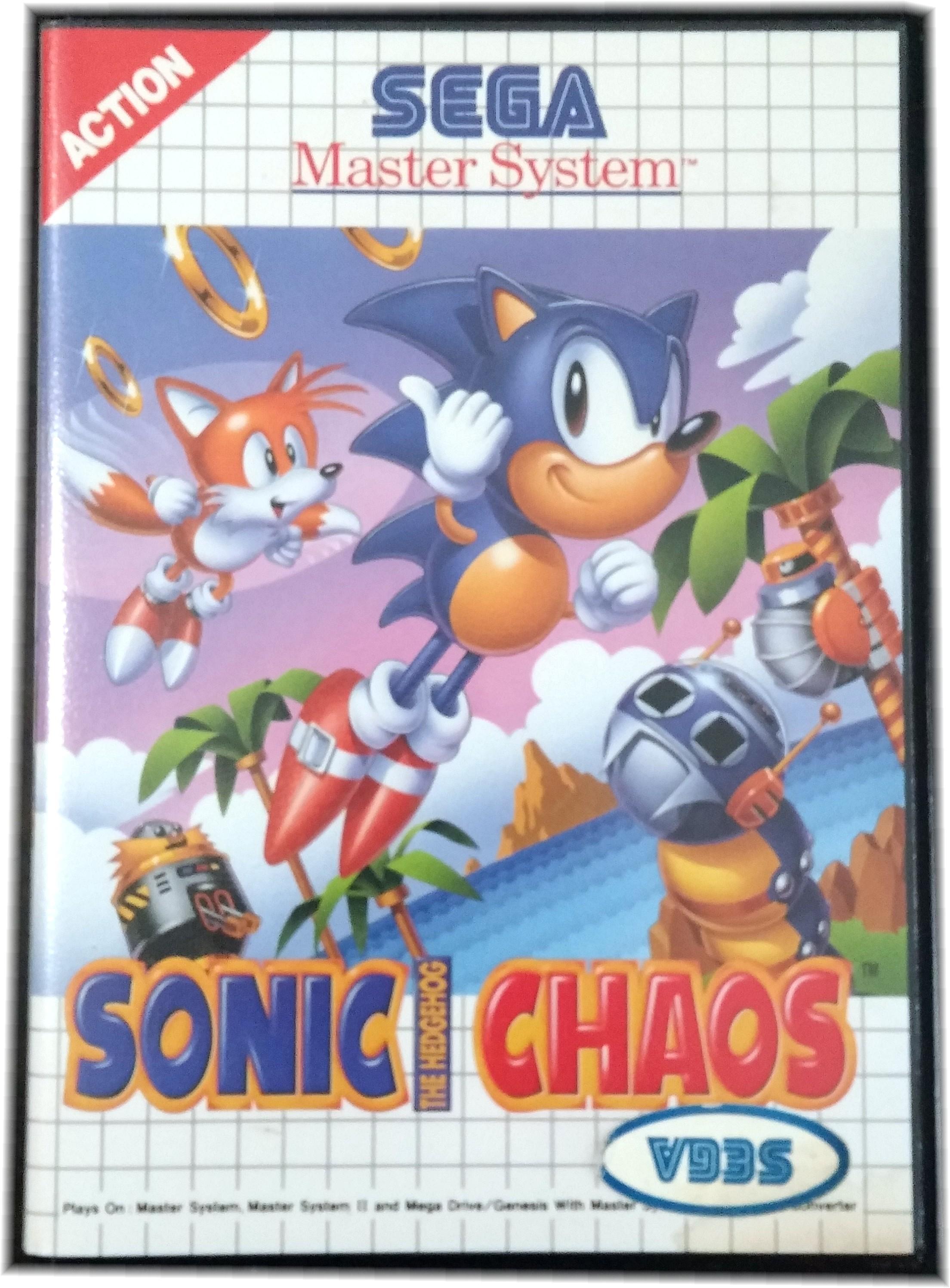 Sonic Videospiele